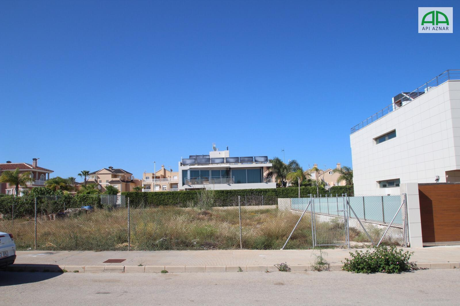 BUILDING PLOT IN SENIA